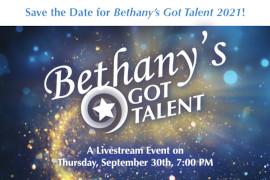 Bethany's Got Talent 2021