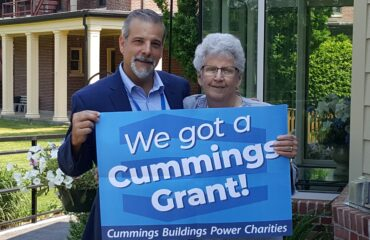 Bethany Health Care Center Receives Second $100,000 Cummings Foundation Grant